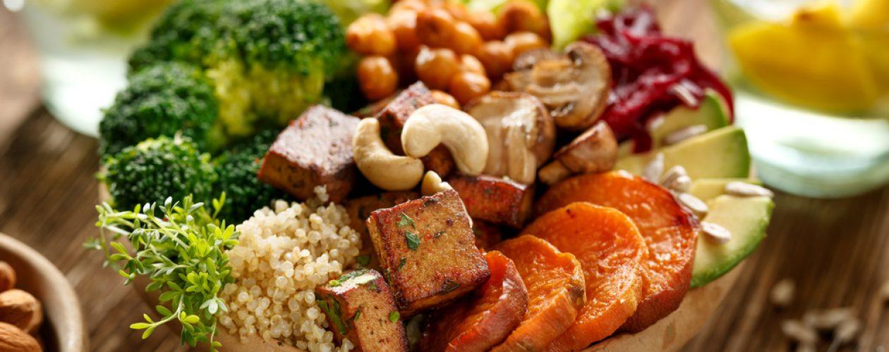 Dietas à base de plantas e saúde intestinal